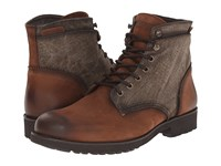Wolverine Clarence 6 Brown Multi Leather Men's Work Boots