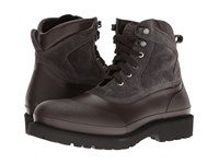 Salvatore Ferragamo Forest Rain Boot T.Moro Men's Shoes Brown
