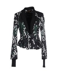 Vivienne Westwood Anglomania Suits And Jackets Blazers Women Dark Green