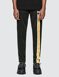 Palm Angels Monogram Track Pants Black