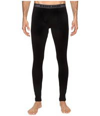 Icebreaker Anatomica Leggings W Fly Black Monsoon Men's Clothing