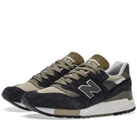 New Balance M998ctr Made In The Usa Black