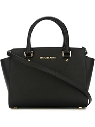 Michael Michael Kors Zip Tote Bag Black