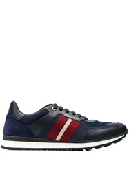 Bally Aston Low Top Sneakers Blue