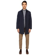 Jack Spade Packable Trench Jack Navy Men's Coat