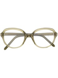 Selima Optique 'Colette' Glasses Acetate Green