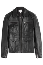 Maison Martin Margiela Maison Margiela Leather Jacket Black
