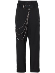 Alyx Gangster Chain Trousers Black