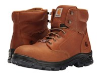 Carhartt 6 Waterproof Work Boot Brown Oil Tanned Leather Men's Work Boots
