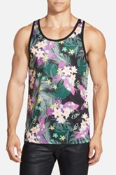 Parke And Ronen 'South Pacific' Active Dry Tank Black