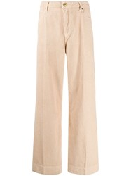 Essentiel Antwerp Transcript Corduroy Flared Trousers 60