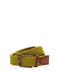 Ted Baker Lastand Colored Elastic Braided Belt