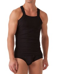 2Xist Essential Square Cut Tank Set Black