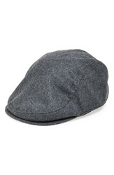 Goorin Bros. Men's Glory Hats By 'Mikey' Driving Cap Charcoal