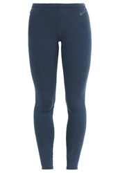 Dimensione Danza Fuseaux Tights Denim Blue