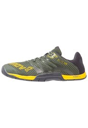 Inov 8 Inov8 Flite 235 Sports Shoes Dark Green Yellow