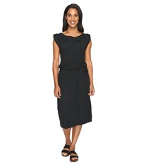 Royal Robbins Noe Dress Jet Black Women's Dress