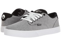 Osiris Slappy Vlc Grey Oxford Men's Skate Shoes Gray
