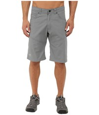 Arc'teryx Bastion Long Autobahn Men's Shorts Brown