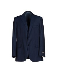 Belvest Suits And Jackets Blazers Men Dark Blue