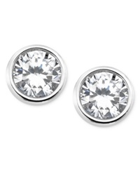 Eliot Danori Earrings Stud Crystal