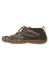 Vibram Fivefingers Trek Ascent Trainers Caramel Brown Camel