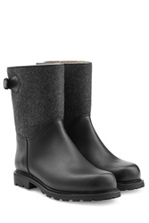 Ludwig Reiter Lined Leather Boots Multicolor