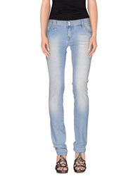 Gas Jeans Gas Denim Denim Trousers Women Blue