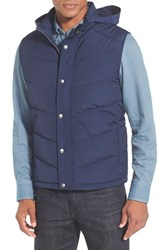 Men's Nordstrom Quilted Down And Feather Fill Vest