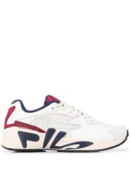 Fila Mindblower Low Top Sneakers White