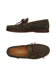 Paraboot Loafers Military Green
