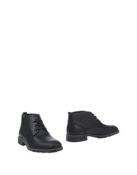 Pikolinos Ankle Boots Black