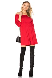Rachel Pally Nan Dress Red