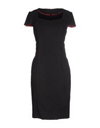 Mariella Rosati Dresses Knee Length Dresses Women Black