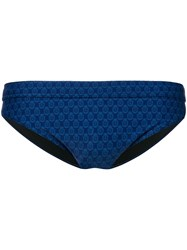 Billionaire Antoin Swim Slip Blue