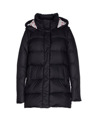 Grifoni Down Jackets Black