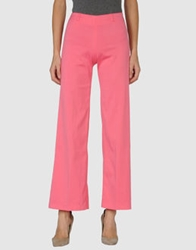 Trussardi Jeans Dress Pants Pink