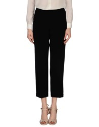 Seventy By Sergio Tegon Trousers Casual Trousers Women Black