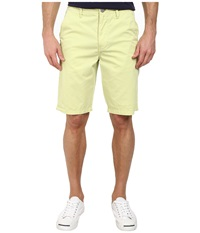 Calvin Klein Jeans Multi Stitch C W Roll Out Zest Men's Shorts Yellow
