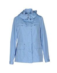 Clips More Coats And Jackets Jackets Women Sky Blue