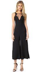 Alice Mccall Somewhere In The Night Jumpsuit Black
