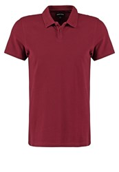 Your Turn Polo Shirt Bordeaux