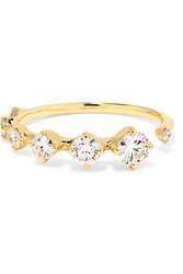 Fernando Jorge Sequence 18 Karat Gold Diamond Ring 6