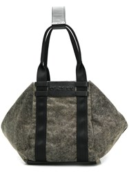 Diesel D Cage Shopper Grey