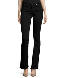 Ag Jeans Angel Super Boot Cut Jeans Black