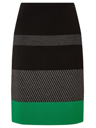 Boss Logo Boss Manine Trim Skirt Black