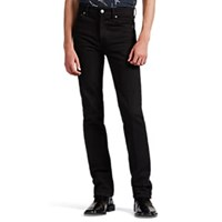 Balenciaga Five Pocket Skinny Jeans Black