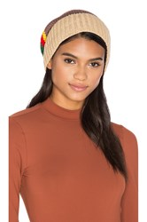 Wildfox Couture Supersize Beanie Beige