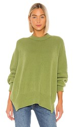 Free People Easy Street Tunic In Green.