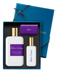 Atelier Cologne Mimosa Indigo Cologne Absolue 200 Ml With Personalized Travel Spray 30 Ml